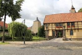 Burgsteinfurt, Torhaus des Schlosses