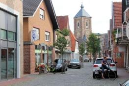 Ramsdorf, Lange Straße mit St. Walburga