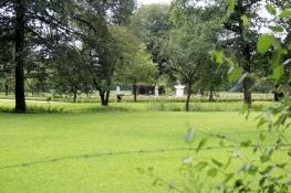 Haus Hardenberg, Garten