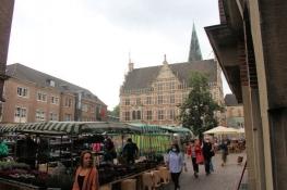 Bocholt, Marktplatz