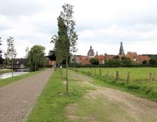 Raesfeld, Schlossallee