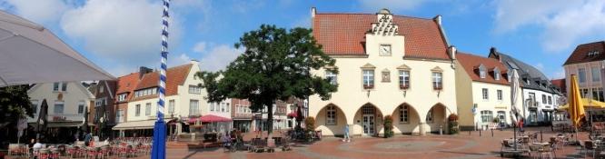 Haltern, Marktplatz
