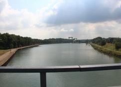 Am Wesel-Datteln-Kanal bei Flaesheim