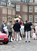 Hochzeit auf Schloss Nordkirchen