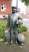 Skulptur in Werne