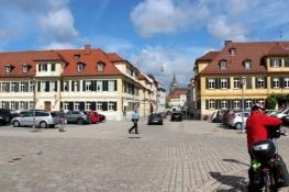 Ansbach, Karlsplatz