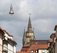 Ansbach, Turm von St. Gumbertus