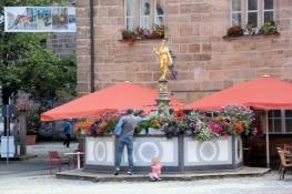 Ansbach, Markgraf-Friedrich-Wilhelm-Brunnen