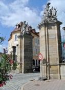 Ansbach, Schlossthor