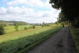 Zwischen Ansbach und Steinbach