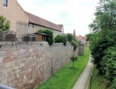 Wolframs-Eschenbach, Stadtgraben
