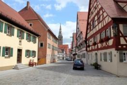 Wolframs-Eschenbach, Hauptstraße