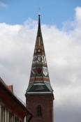 Wolframs-Eschenbach, Turm des Liebfrauenmünsters