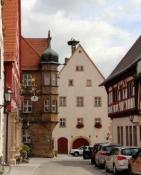 Wolframs-Eschenbach, ehem. Zehntscheune
