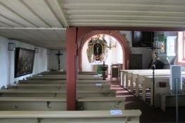 Dürrenmungenau, Kirche St. Jakobus