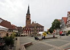 Schwabach, Königsplatz