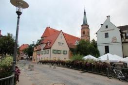 Schwabach, An der Sägbrücke