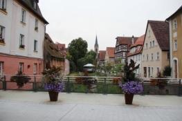 Schwabach, An der Fleischbrücke