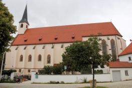 Seligenporten, ehem. Klosterkirche