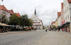 Neumarkt, Obere Marktstraße