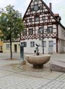 Heideck, Marktplatz