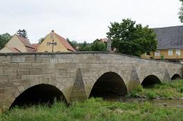 Pleinfeld, Rezatbrücke