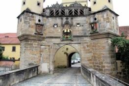 Weißenburg, Ellinger Tor