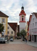 Weißenburg, Spitalturm