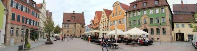 Weißenburg, Marktplatz