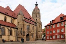 Weißenburg, St. Andreaskirche
