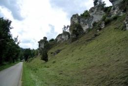 Im Altmühltal vor Altendorf
