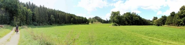 Landschaft im Gailachtal