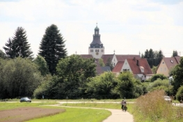 Kurz vor Kaisheim