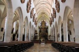 Kaisheim, ehemalige Klosterkirche