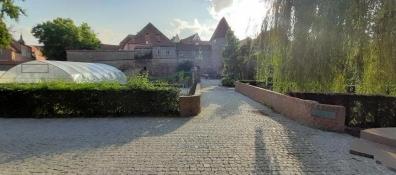 Donauwörth, am Pulverturm