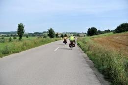 Auf der Landstraße nach Harburg