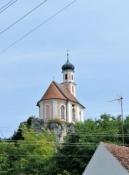 Kalvarienbergkapelle in Wörnitzstein