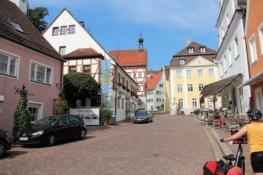 Harburg, Marktplatz