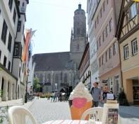 Nördlingen, Marktplatz