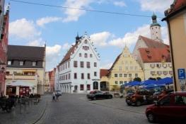Wemding, Marktplatz