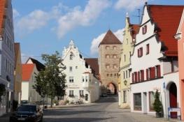 Wemding, Amerbacher Tor