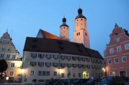 Wemding, Stadtpfarrkirche St. Emmeram