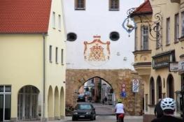 Oettingen, Königstor