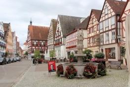 Oettingen, Schloßstraße