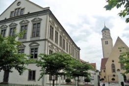 Oettingen, Schloß