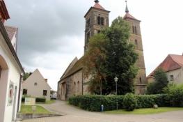 Auhausen, Pfarrkirche St. Maria