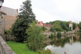 Dinkelsbühl, Rothenburger Weiher
