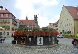 Feuchtwangen, Marktbrunnen