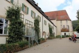 Kloster Sulz, ehemalige Klostergebäude