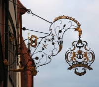 Rothenburg, Nasenschild
